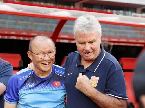 '베트남에 완패' 히딩크 감독, 중국 올림픽 사령탑에서 경질