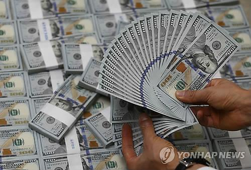 中금리인하 영향으로 급락한 원·달러 환율