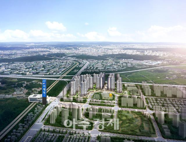 평택 지제세교지구에 지제역 더샵 센트럴시티 들어선다…지상 27층·1999세대 공급