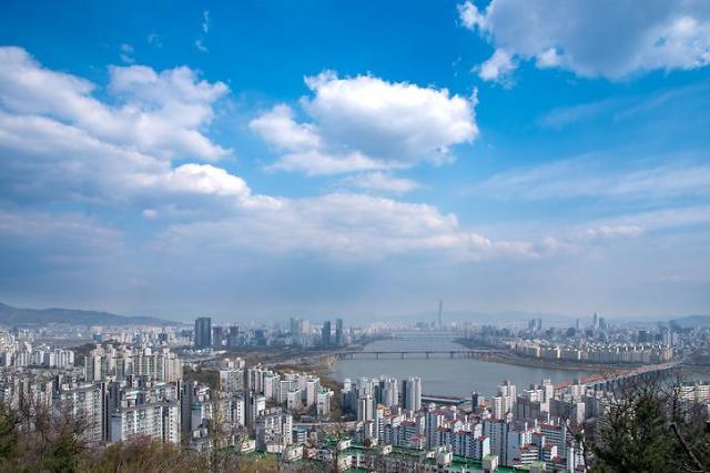 신안산선 착공 소식에 영등포구 아파트 매매가 상승