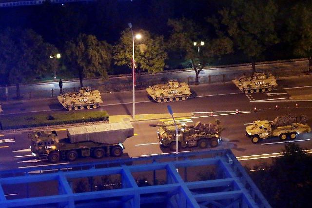 中, 국경절 열병식 준비 총력…시진핑, 국력 과시 의지 확고