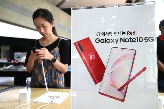 1천달러 이상 고가 스마트폰 시장 5배 커졌다…삼성 점유율 70% 넘겨