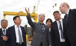 .韩副总理将访俄共商经济合作方案.