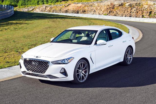 """捷恩斯G70和现代KONA入选北美""""年度最理想汽车奖"""""""