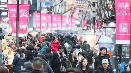 2019韩国购物季销售额同比约增40%