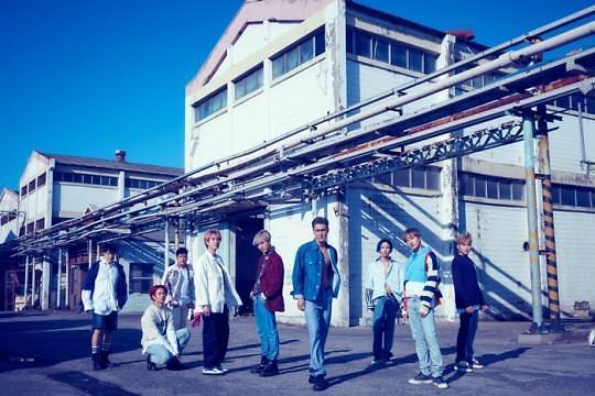 SJ新专辑预告公开 主打歌为《SUPER Clap》