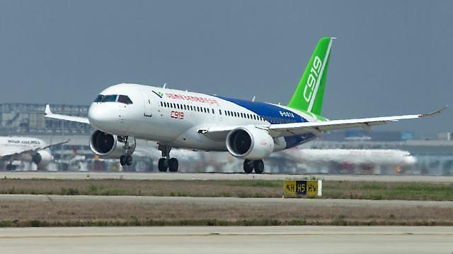 중국 여객기시장 팽창 속 항공굴기