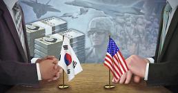 .韩美明在首尔启动防卫费分担谈判.