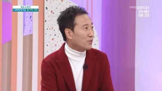 """유열의 음악앨범 유열 """"라디오 제목으로 영화가 만들어져 너무 기쁘다"""""""