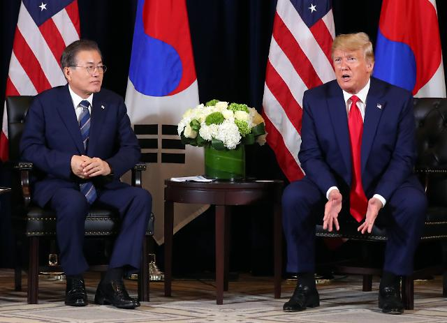 Trump says meeting with Kim may happen soon: Yonhap