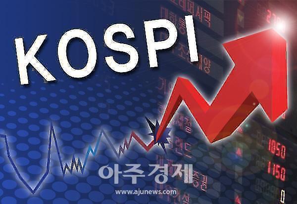 코스피, 13거래일 연속 상승··· 2100선 탈환