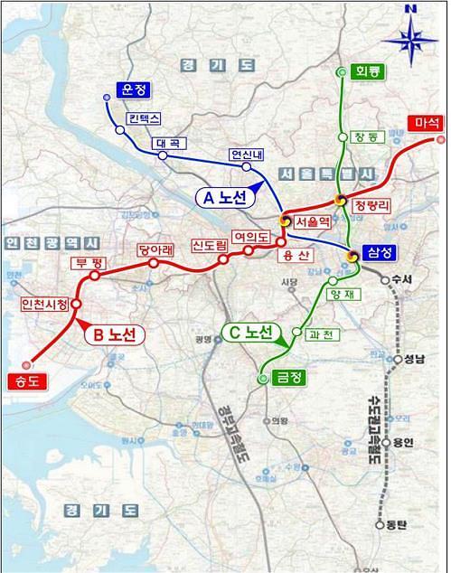 [기획특집] 인천시, 2030년 수도권 최고의 교통 요충지 된다