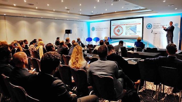 판토스, 유럽 최대 물류 컨퍼런스 참가