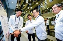 """具滋烈LSグループ会長""""韓日貿易葛藤を打開する核心はR&D"""""""