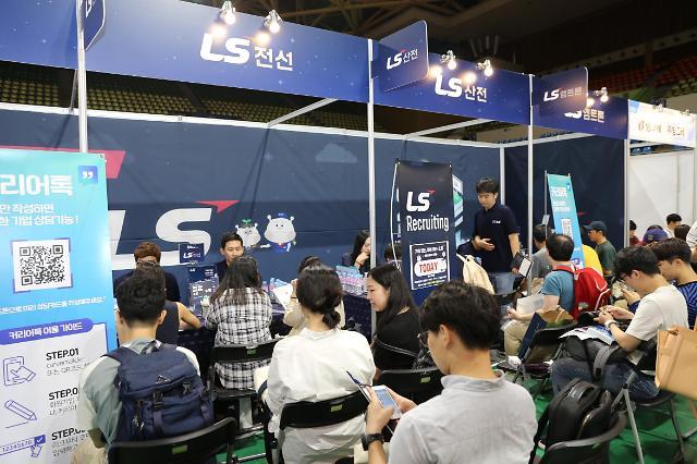 LS 4개社, 2019년 하반기 신입 공채 원서 접수…AI 면접 본격 도입