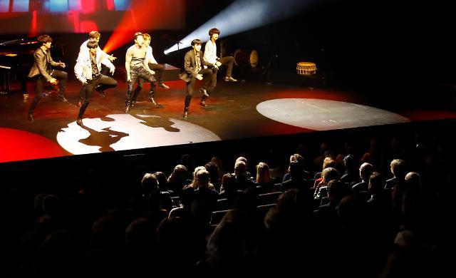 Boy band MONSTA X to return to music scene next month