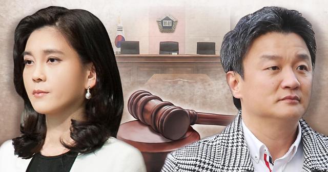 李富真夫妇离婚案二审判给男方8370万元资产