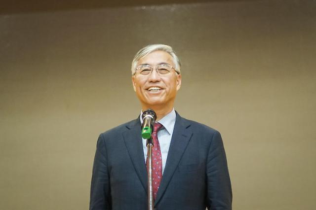 庆祝中华人民共和国成立70周年中韩青年学生学者 论坛和文艺联欢会在韩举行