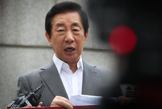 딸 KT 부정채용 의혹 김성태 자유한국당 의원 27일 첫 법정출석