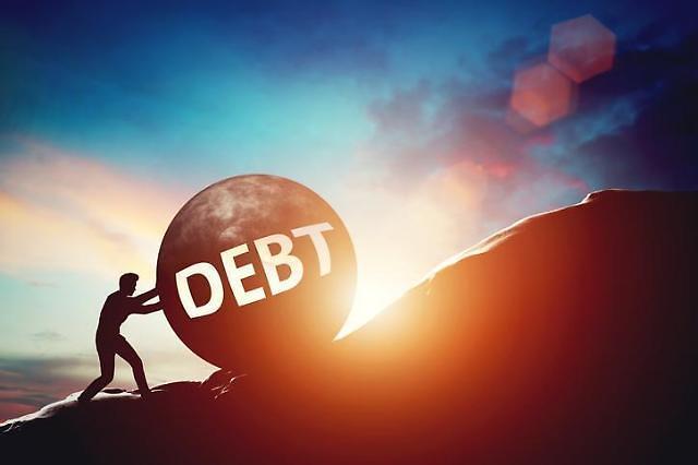 中国主权债务违约警告音……明年10万亿韩元负债炸弹
