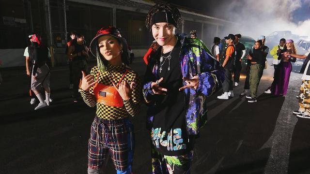 BTS' J-Hope, Becky G team up for 'Chicken Noodle Soup'