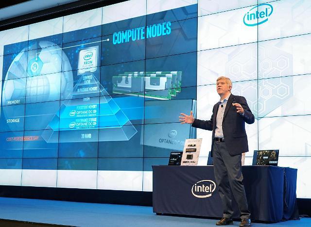 인텔, 메모리 강국 한국에서 新 메모리 기술 공개... 차세대 IDC 공략 자신감 내비쳐
