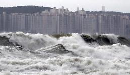 """.台风""""米娜""""将来袭 今年台风登陆数达历史最高水平."""