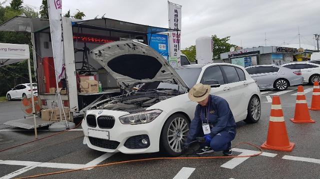 넥센타이어, 고속도로 타이어 무상 점검 캠페인 실시