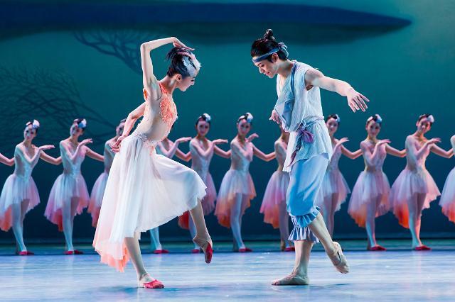 【社告】中国舞剧《朱鹮》将在韩国巡演