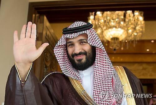 """무함마드 사우디 왕세자 """"이란에 강력한 행동 취해야...안 그러면 유가 폭등"""""""