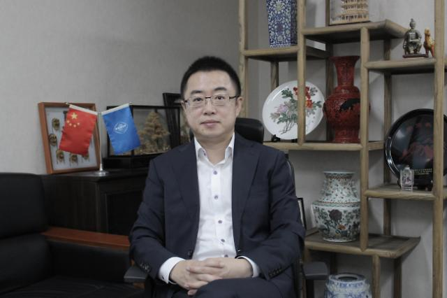 """""""第三方市场务实合作将成为韩中经贸发展新的增长点""""——专访贸促会驻韩国首席代表杨晓军"""