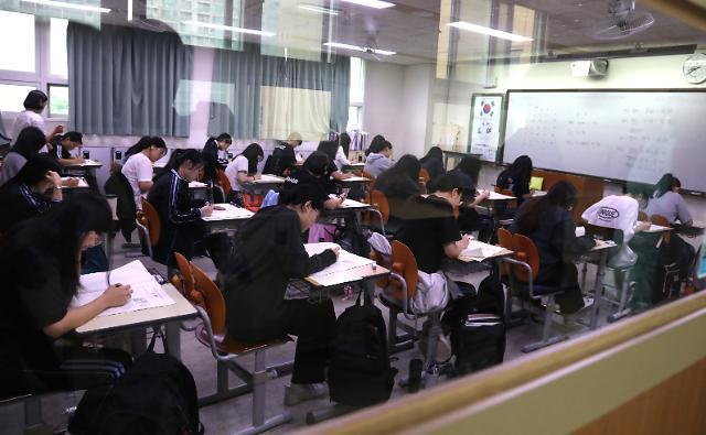 9월 모의평가 국어·수학·영어 모두 어려웠다…작년 이어 또 불수능?