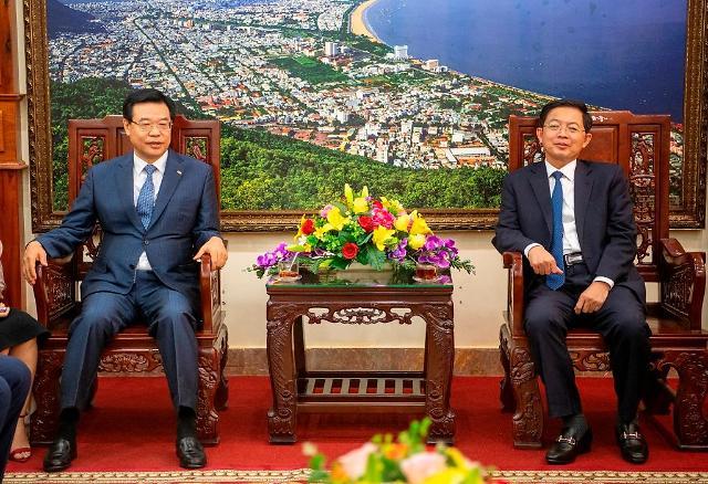 국내기업 베트남 진출, 용산구가 돕는다