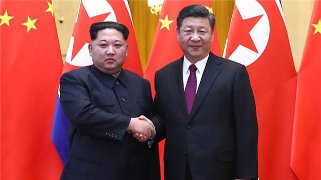 朝鲜国务委员长金正恩祝贺新中国成立70周年