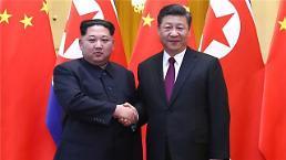 .朝鲜国务委员长金正恩祝贺新中国成立70周年.