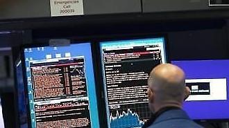 Chứng khoán New York lo ngại suy thoái kinh tế, chỉ số Dow giảm 1,3%.