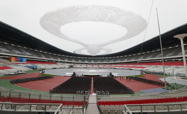 서울에서 열리는 100회째 전국체육대회, 역대급 개회식 선보인다