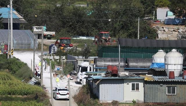 韩国猪瘟再度蔓延 西北部新增2例病例