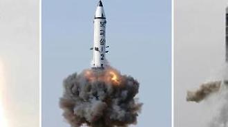 美와 직거래 원하는 北, SLBM 발사…韓외교 시험대