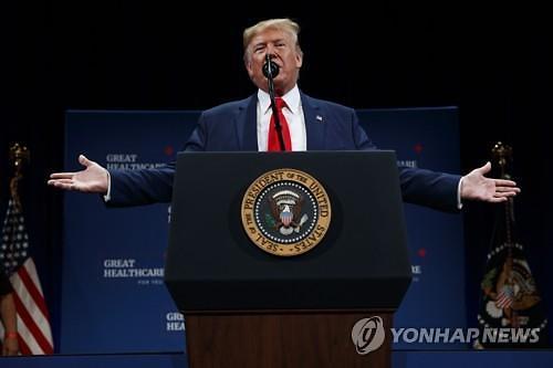 Trump says U.S. will talk to N. Korea soon: Yonhap