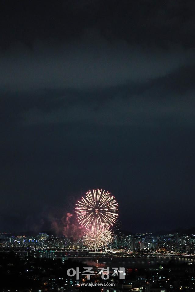 [포토] 화려한 여의도 불꽃축제