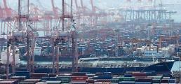 .韩1月至7月出口额大降 降幅在全球十大出口国中最大.