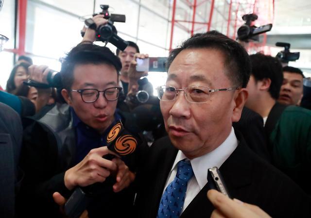 朝方代表在北京转机回国 声称会谈与否取决于美国