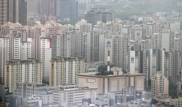 统计:韩国平民阶层不吃不喝21.1年才能买房