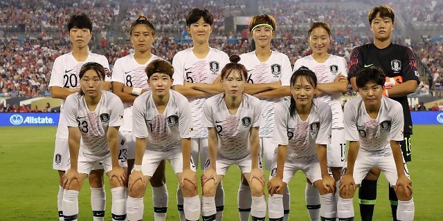 韩国女足冲奥对手揭晓在即