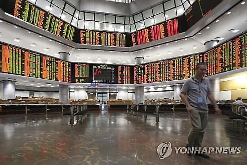 [아시아증시 마감]미중무역협상 기대 후퇴 혼조