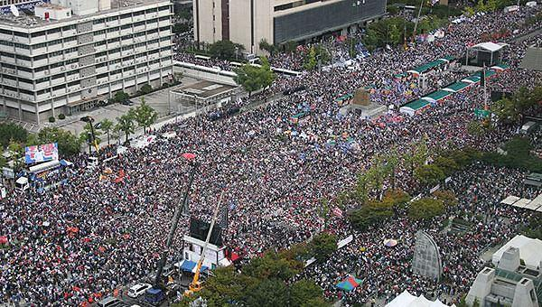 10월 9일 광화문 집회… 일대 마비 예상