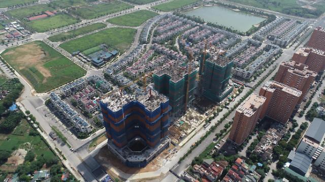 베트남 곳곳의 주택·인프라를 책임지는 국내 건설사들