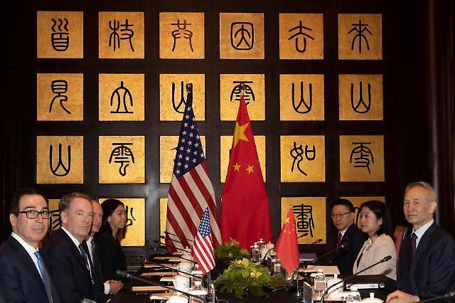 벌써 김샌 미·중 무역협상…관세전쟁 재개될 듯