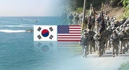 韩军军演4年所需人工费用为102亿韩元